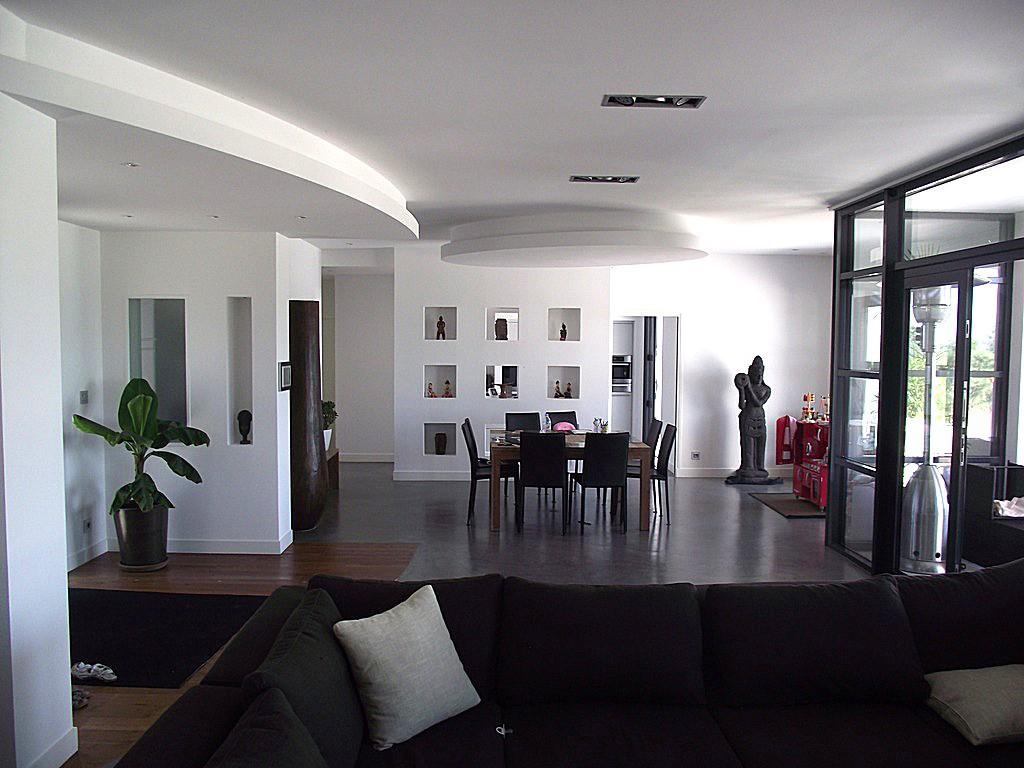 Best beton cire autolissant gallery - Plan de travail beton cire inconvenients ...