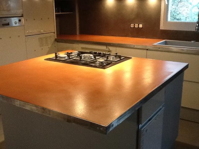 le beton design b ton pour d coration d 39 int rieur la m tallisation froid. Black Bedroom Furniture Sets. Home Design Ideas